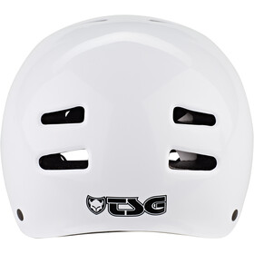 TSG Skate/BMX Injected Color Helmet Herre injected white